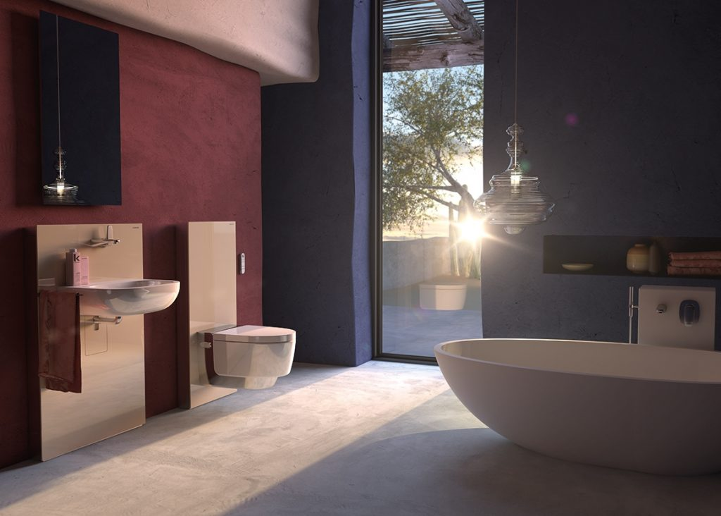 gerberit bathrooms